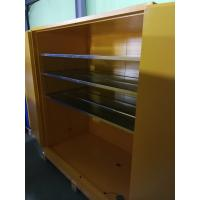 Quality Venting Industrial Safety Cabinets , Flammable Goods Storage Cabinets for sale