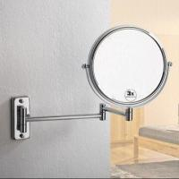 Wholesale Bathroom Mirror with Light, Double Coated Silver Backing, Available in Various Shapes from china suppliers