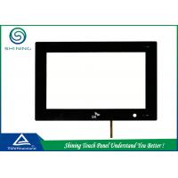 """Wholesale Transparent 10.1"""" 4 Wire Resistive Touch Panel Window with Dustproof from china suppliers"""