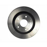 Wholesale Silver And Black Steel Brake Discs For Honda ACCORD 2008 - 2013 OEM 45251 TA0 W00 from china suppliers