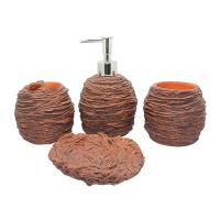 Wholesale Bathroom set - resin - caly color- EA0011 from china suppliers