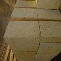 Buy cheap Al2O3 55% - 85% High Alumina Refractory Brick High Alumina Lining Fire Brick from Wholesalers