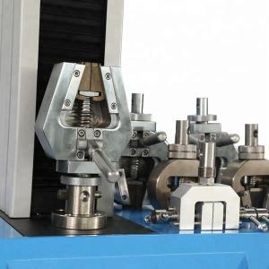 China 300kN 600kN Servo Control Tensile Strength Testing Machine Hydraulic Test Equipment on sale