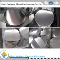Packing / Refrigeration Industries Aluminum Discs Thickness 0.55mm - 5.50mm