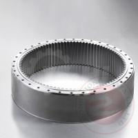 China Wind Power Inner Ring Gear Forging Carburizing High Precision Gear on sale