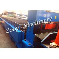 High Grade Steel Roof Roll Forming Line With Turkish