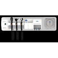Wholesale Wall Mounted ENT Diagnostic Set With Ophthalmoscope / Otoscope / Nasal Speculum from china suppliers