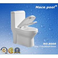 Wholesale Sanitary Ware Bathroom Furniture One-Piece Toilet Ceramic Closet (8009) from china suppliers