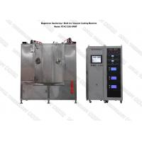 PVD Vacuum MF Magnetron Sputtering Coating Machine For Metal Graphite Decoration