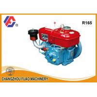 Buy cheap 3HP Single Cylinder Diesel Engine R165 OEM / ODM For farming from Wholesalers