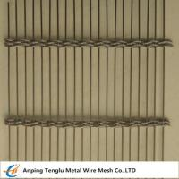 Wholesale Stainless Steel Wall Cladding Decorative Mesh from china suppliers