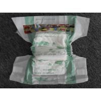 Update Disposable Baby Diaper With Pe Tape