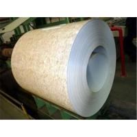 260Mpa - 320Mpa Prepainted Galvalume Steel Coil Overlay Film PPGL Coil