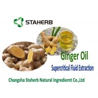 Buy cheap Supercritical Fluid Extraction Ginger extract Ginger Oil Plant Extract Ginger Oil from wholesalers