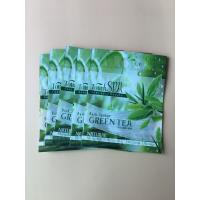 Wholesale Plastic Skin Care Facial Mask Bag Customized Color Logo Printing from china suppliers