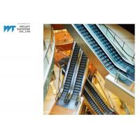 China 800mm Step Width Shopping Mall Escalator With Aluminum Alloy Die Cast Material on sale