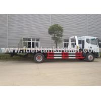 Wholesale DongFeng Flatbed Tow Truck  3 Cabin Hydraulic Cylinders For Medium Sized Cars from china suppliers