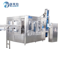 Buy cheap Dia 110mm 8000BPH Mineral Water Bottle Filling Machine from wholesalers