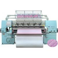 Low Noise Overlock Sewing Machine , Chain Stitch Machine For Quilting Digital Control