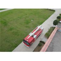 Wholesale Boom Extending Time ≤60s Huge Fire Truck With Italian AUTEC Wireless Remote Controller from china suppliers
