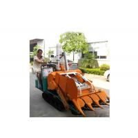 Wholesale Four Rows Self-Propelled Mini Corn Combine Harvester Farm Machine 4LBZ-110 From China from china suppliers