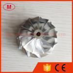 GT15-25 47.50/60.01mm 11+0 blades 720915-0004/737692-0002 Upgrade  Performance Turbo Billet/milling compressor wheel
