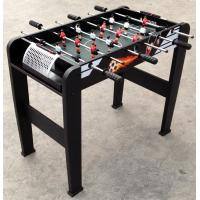 Colorful Design Mini Football Table , Childrens Football Table With Steel Play Rod
