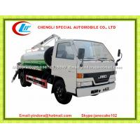Wholesale JMC vacuum tanker liquid waste trucks in china from china suppliers