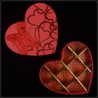 Wholesale Luxury Hard Fancy Gift Boxes Heart Shaped For Valentines Chocolate And Sweet from china suppliers