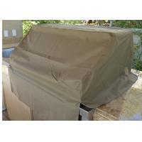Wholesale Eco Friendly Built In Bbq Covers / Barbecue Grill Covers Outdoor 600 D Polyester With PVC from china suppliers