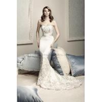Wholesale Beading Embroidered Mermaid Custom Bride Dress (WD10040) from china suppliers