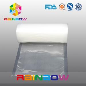 China High Barrier Food Vacuum Seal bags / Textured Food Vacuum Storage Channal Bag on sale