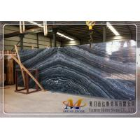 China China White Wood Marble Slabs/ China Ancient Wood Marble Slabs on sale
