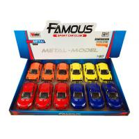 Quality TOY CAR 1:30 Die Cast Car,Pull Back Car Toys, Model Car,2 Doors Open,Metal  Alloy Car for sale