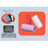 Wholesale Rigid Low Density Polyethylene Sheet Clear Plastic Film Roll At High Temperature from china suppliers