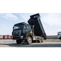 Wholesale HOHAN 30 - 40tons industrial Heavy Duty Tipper Dump Truck , Driving Axle HC16 AC16 from china suppliers