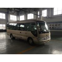 China Luxury Bus Body 30 Seater Minibus Original City Service Bus Manual Gearbox on sale