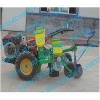 Wholesale grain corn precision planter working with walking tractor,corn seeder 2 rows from china suppliers