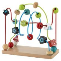 Wholesale Honest Cow Colorful beads wooden Rack from china suppliers
