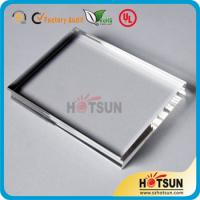 China Clear Acrylic Stamp Block Wholesale on sale