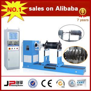 China Balancing Machine for Centrifugal Fan Impeller centrifuge on sale