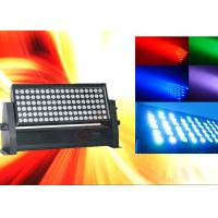 Buy cheap Outdoor Led Wall Washer Lights 350 watt 108x3w Rgb Three In One from Wholesalers