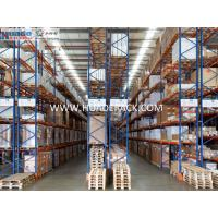 Wholesale Pallet Racking System  for heavy duty Storage, single/double deep; push back, cantilever, dynamic rack, mezzanine from china suppliers