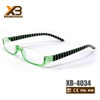 China reading glasses manufacturers Fashion Painting Metal Reading glasses fashionable reading glasses on sale