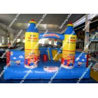 Wholesale Children's Advertising Inflatable Jumping Castle with Oxford / Pvc from china suppliers