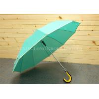Wholesale Weatherproof Promotional Golf Umbrellas With Logo , Personalised Business Umbrellas from china suppliers