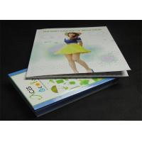 Saddle Stitching Catalogue Printing Service For Company , 4 Color Catalog Printing