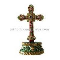 Wholesale Crucifix As Jewelry Box from china suppliers