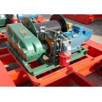 Wholesale 20 Ton Wire Rope Electric Winch Trolley Hoist For Overhead Crane from china suppliers