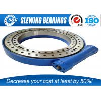 Wholesale Heavy Duty HSE Series Slew Worm Drive For The Crane Machinery from china suppliers